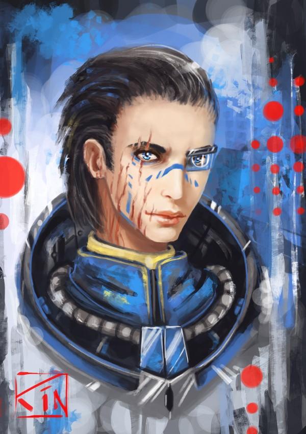 Mass Effect: Retribution Garrus10