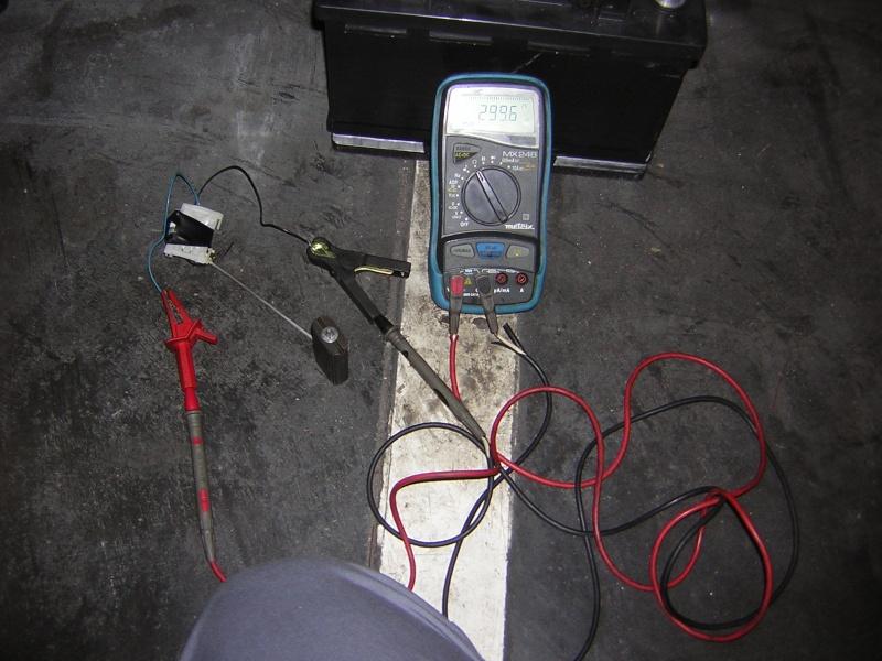 [ Fiche pratique ] Mesure électrique. Dscn7818