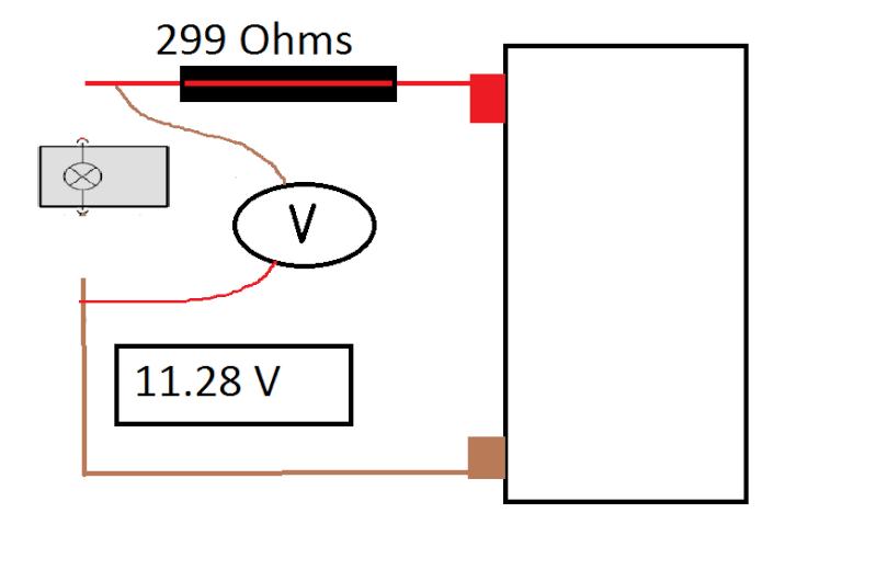 [ Fiche pratique ] Mesure électrique. Lampe_10