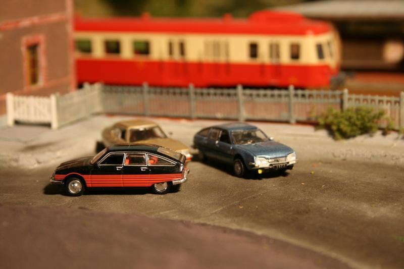 [Miniature train] Réseau HO mais aussi quelques GS  1106re11