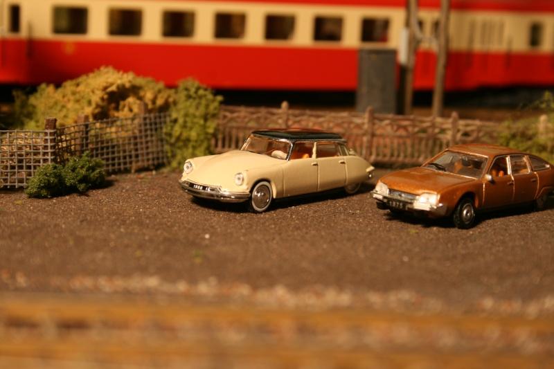 [Miniature train] Réseau HO mais aussi quelques GS  1106re13