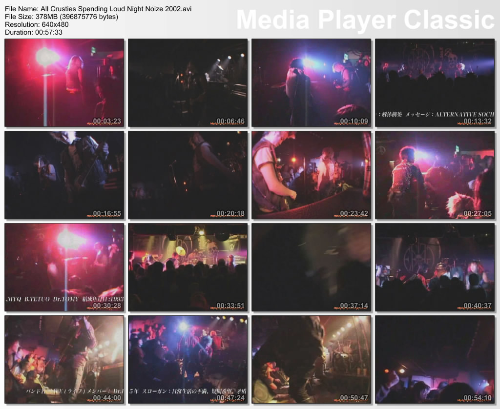 ALL CRUSTIES SPENDING LOUD NIGHT NOIZE 2002 All_cr11