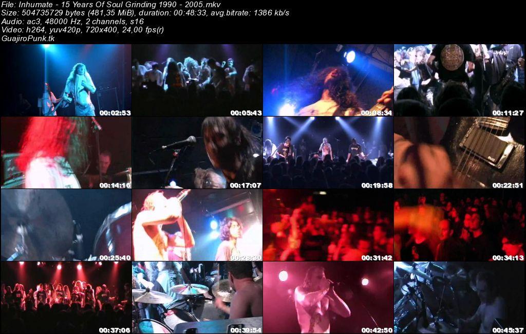 INHUMATE - 15 Years Of Soul Grinding 1990 - 2005 Inhuma10