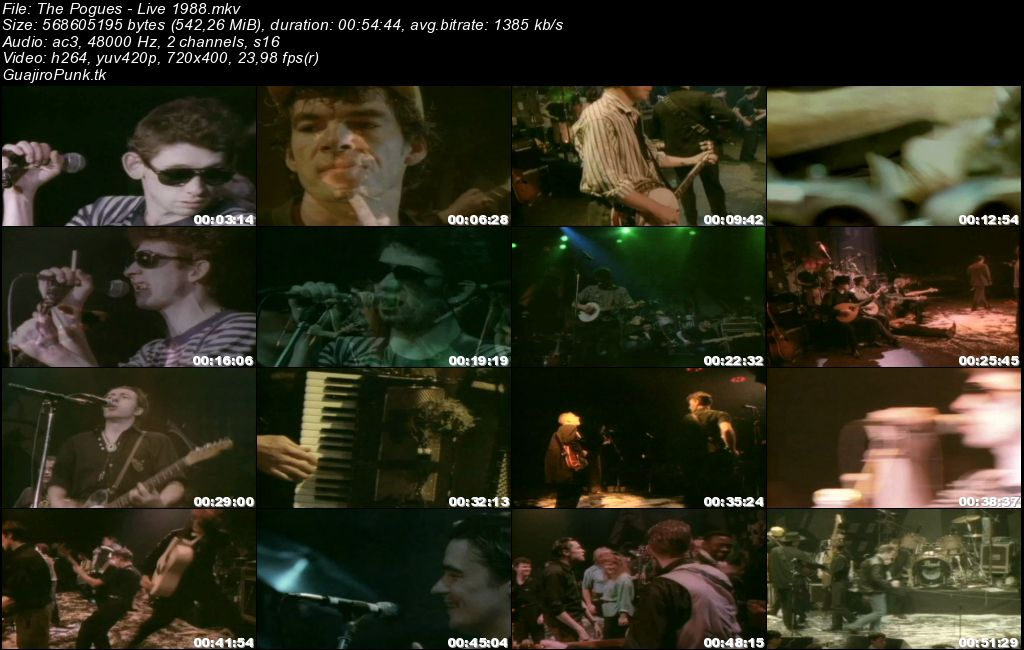 THE POGUES - Live 1988 The_po10