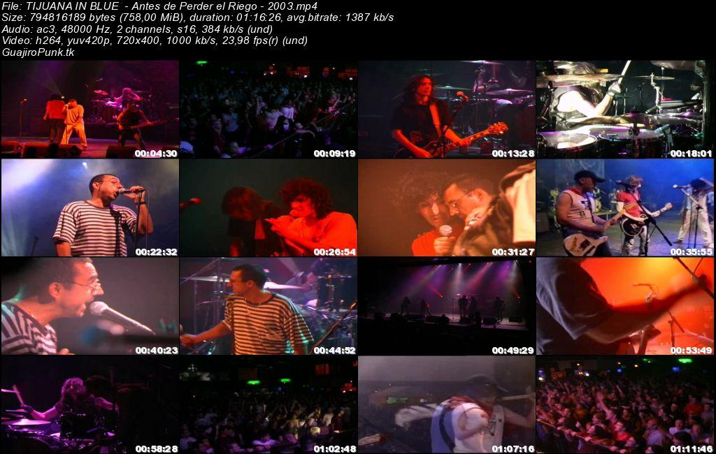 TIJUANA IN BLUE  - Antes de Perder el Riego - 2003 Tijuan10