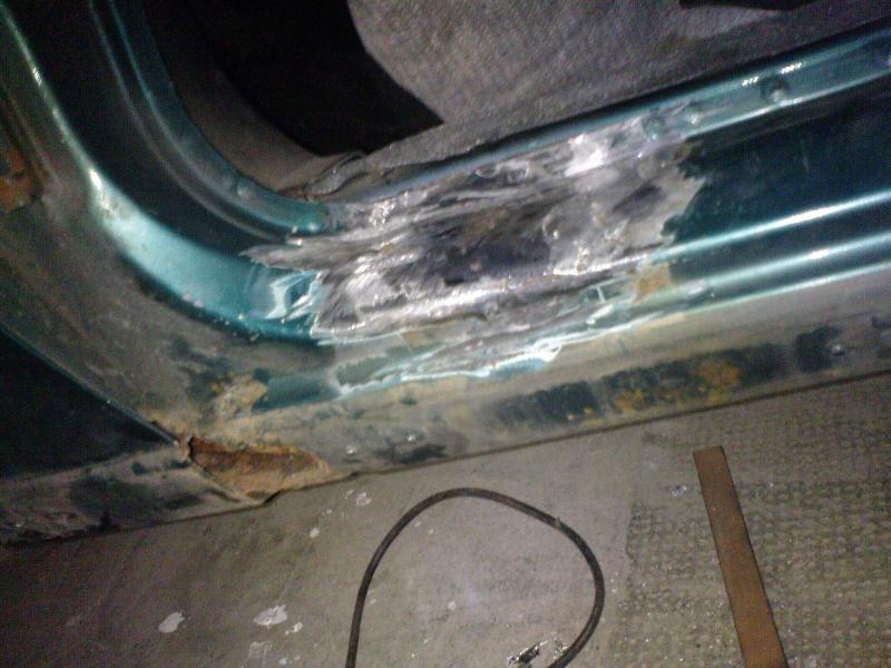 Mein Kadett E Cabrio Dsc01449