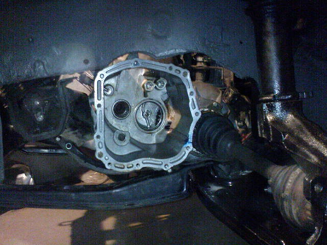 Vectra 4x4 Problematik    permanenter Allradantrieb Dsc01532