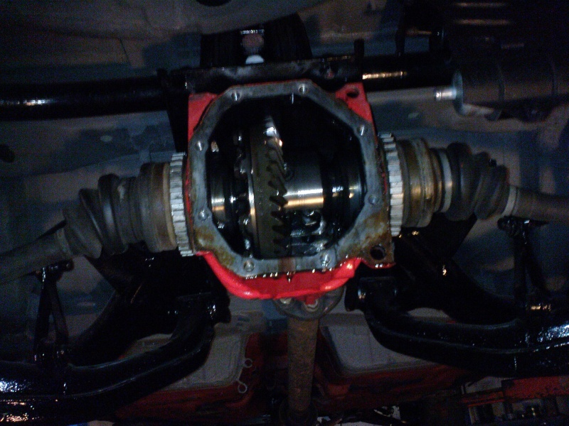 Vectra 4x4 Problematik    permanenter Allradantrieb Dsc01533