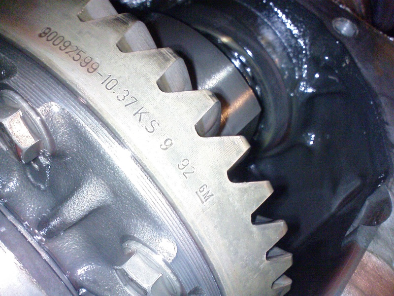 Vectra 4x4 Problematik    permanenter Allradantrieb Dsc01534