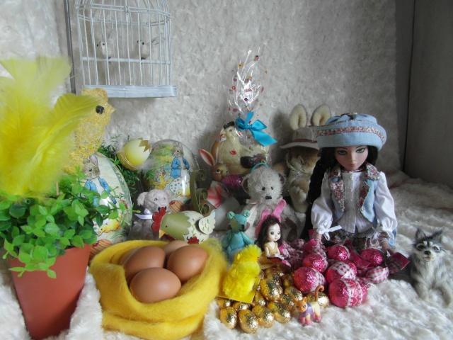 """THEME DU MOIS D'AVRIL 2012 : ELLO et les Animaux, ou la couleur """"Chocolat""""  Sam_2410"""