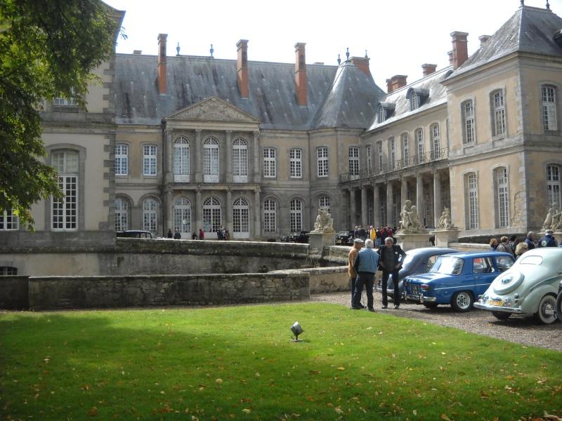 Journées du patrimoine au château d'Haroué A_01610