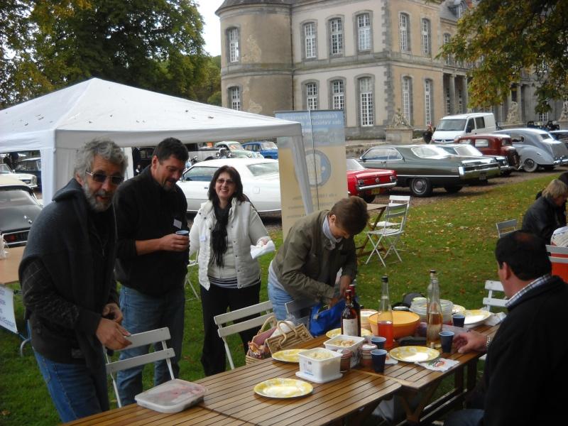 Journées du patrimoine au château d'Haroué A_03310