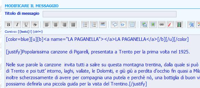 [Risolto] Etichette che linkano alla pagine 2, 3, etc dello stesso topic Lapaga11