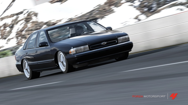 C425 RWD Chevrolet 1996 impala SS review Getpho14