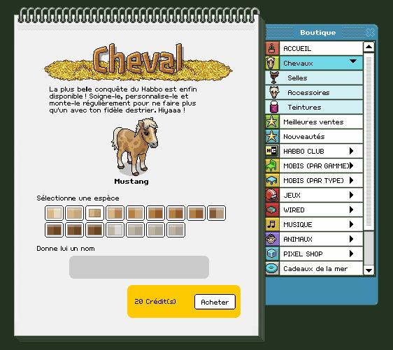 Rubrique des animaux #3 Chival11