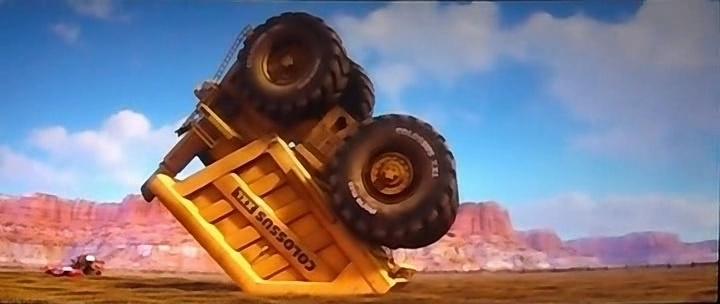 La voiture du film Cars 2 que vous aimeriez voir en miniature Mattel ! Cars_212