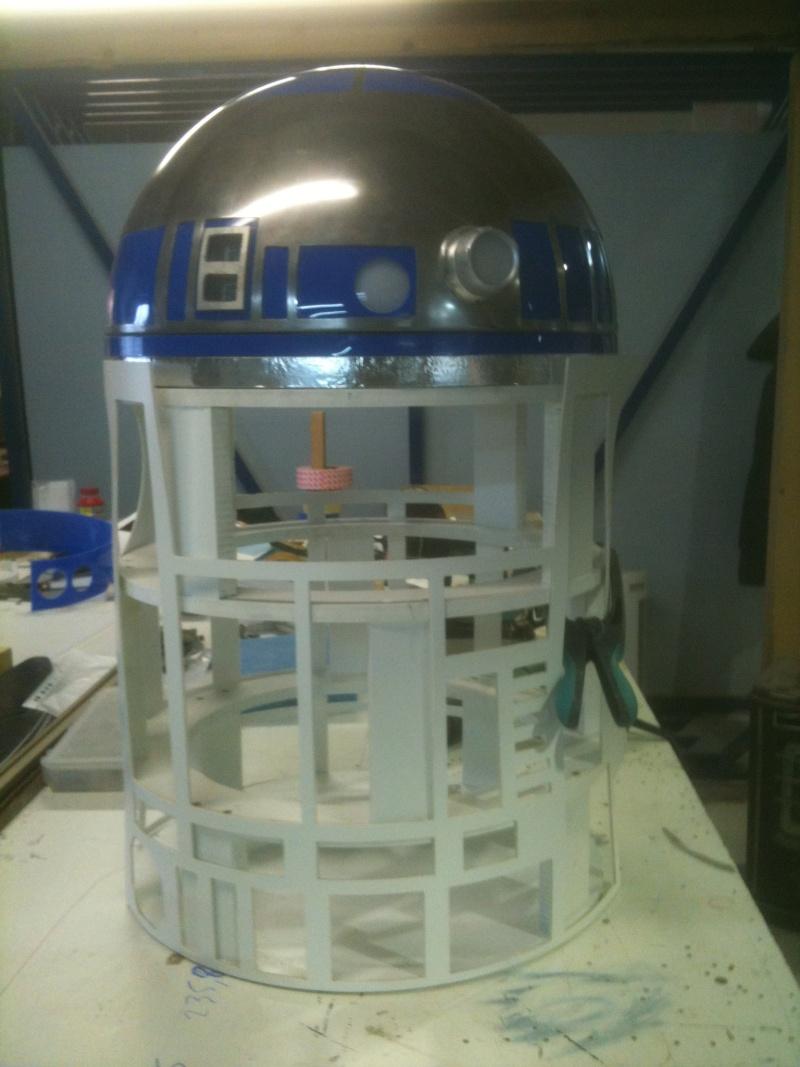 le R2-D2 a larsen life size R2_d2148