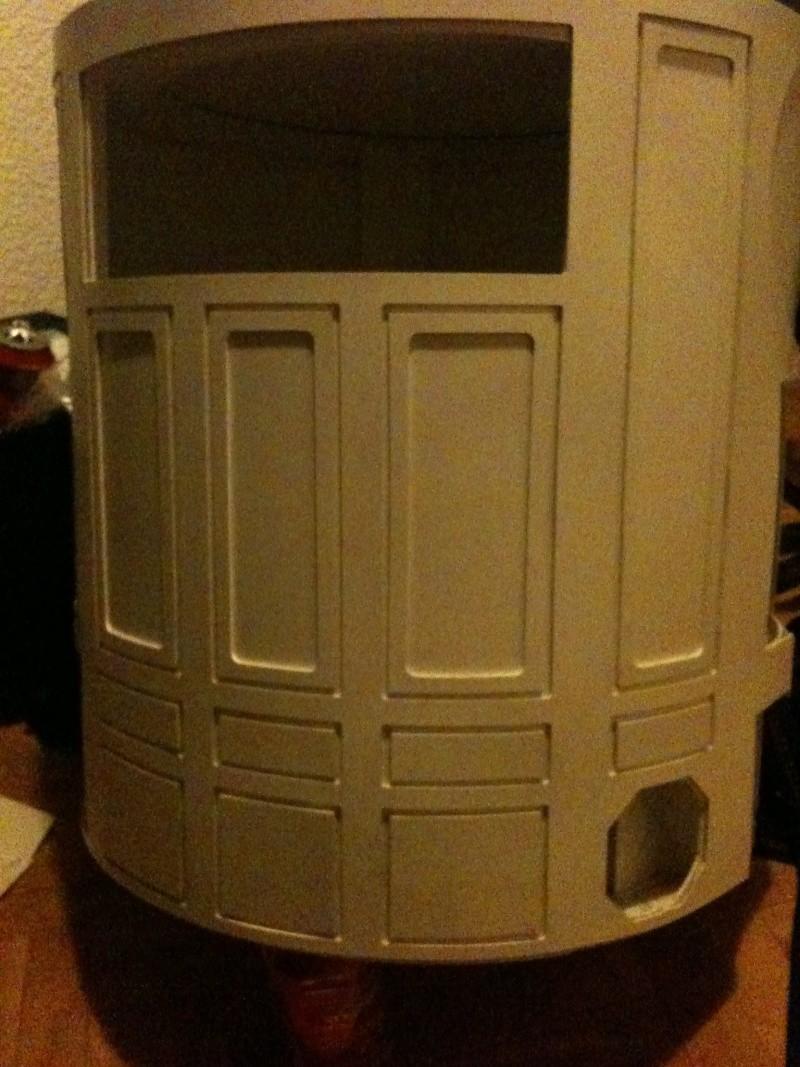 le R2-D2 a larsen life size R2_d2160