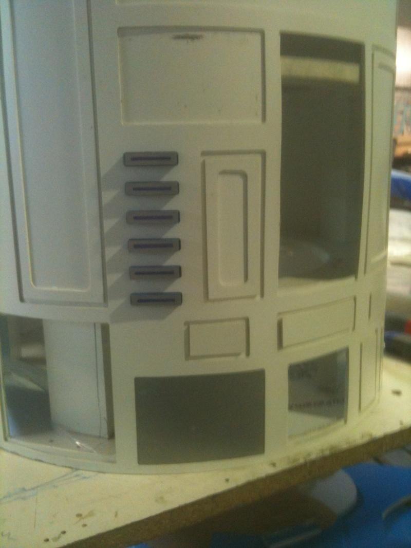 le R2-D2 a larsen life size R2_d2169