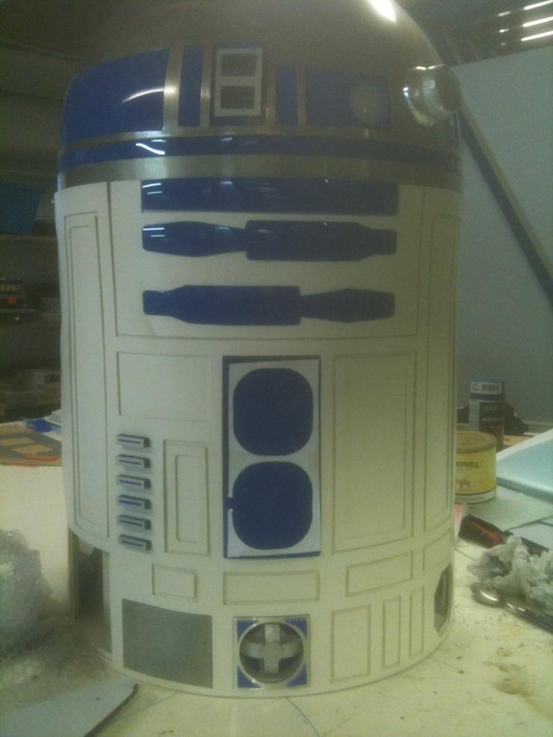 le R2-D2 a larsen life size R2_d2182