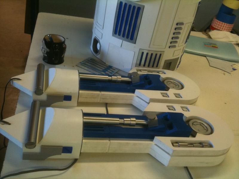 le R2-D2 a larsen life size R2_d2242