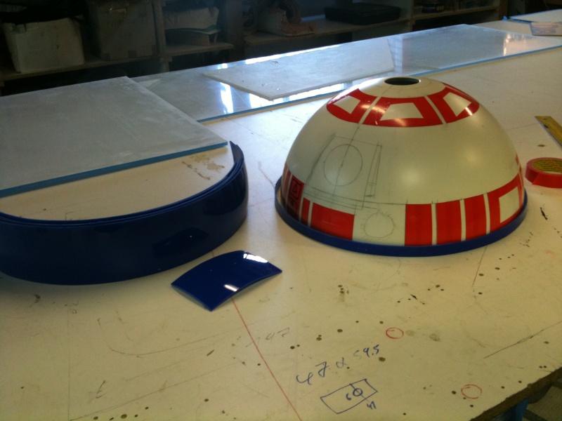 le R2-D2 a larsen life size R2_d2_30