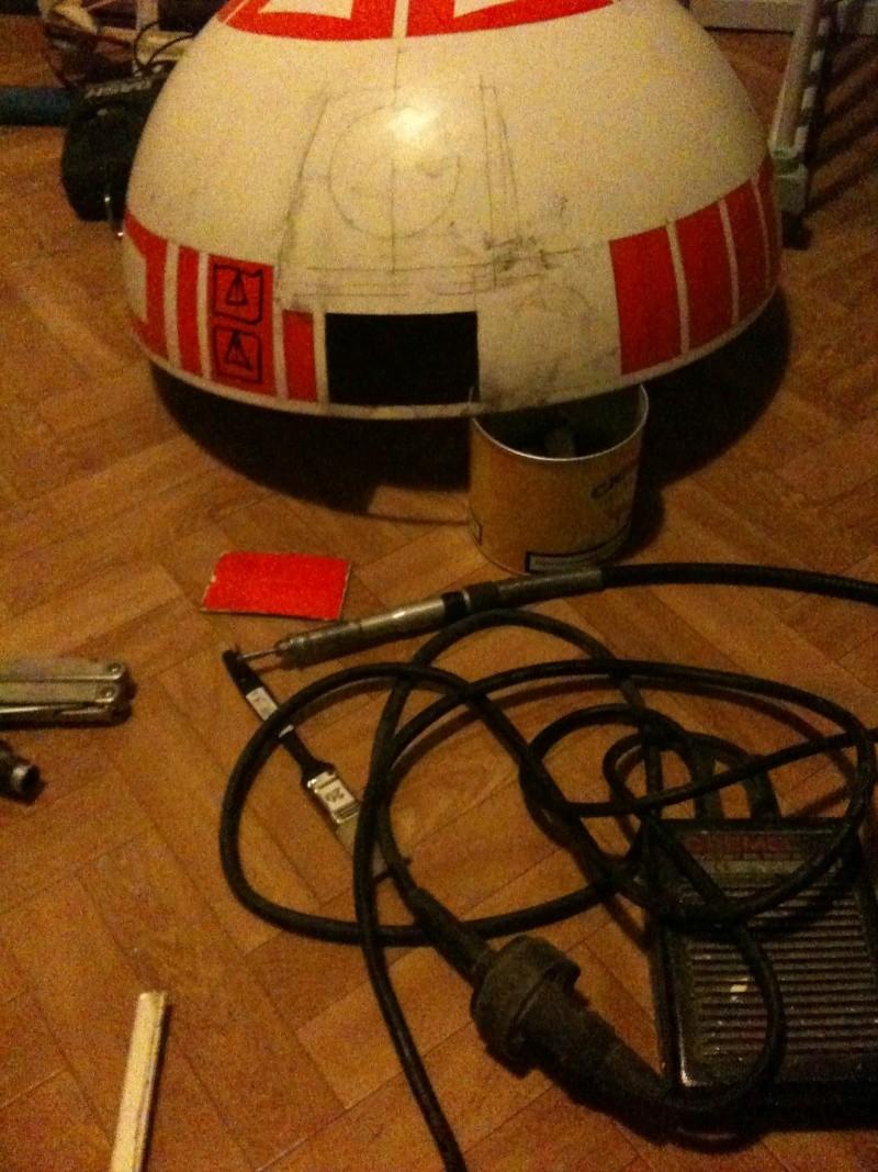 le R2-D2 a larsen life size R2_d2_31
