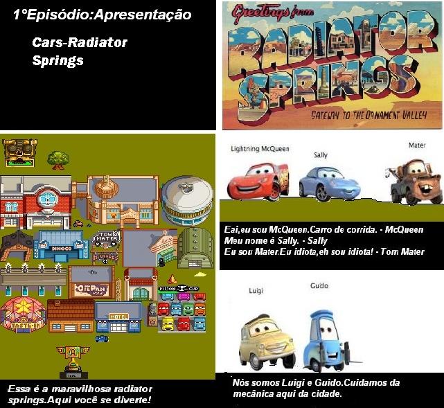 Cars- Radiator Springs Epi110