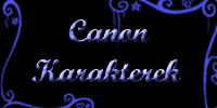 Canon Karakterek