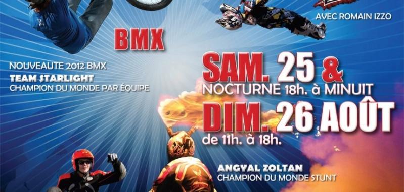 Caen extrême show 2012 25 & 26 août- présence du DUKE, stunter officiel Benelli Caen_e10