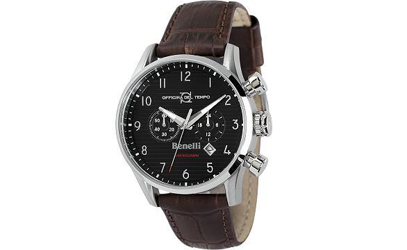Benelli presenta un orologio celebrativo in serie limitata Orolog10