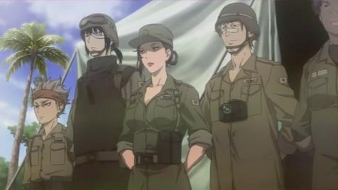 Le screenshot animé Makina10