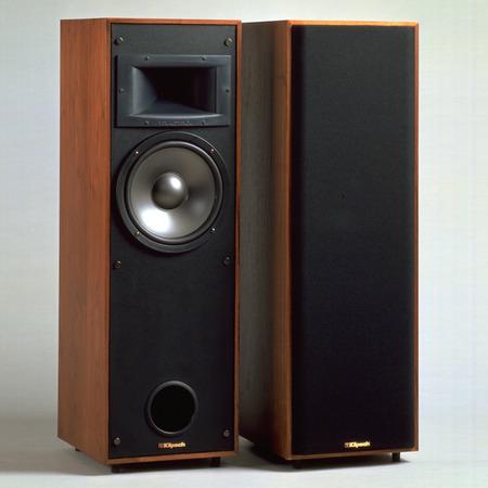 Klipsch KG 4.5 horn speakers Klipsc10