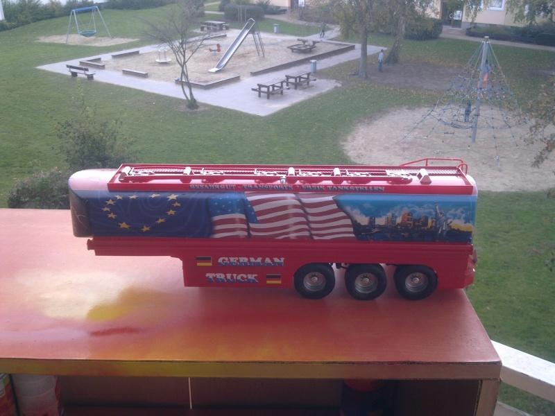 """Revell; MAN F2000 """"German Truck"""" Bild0311"""