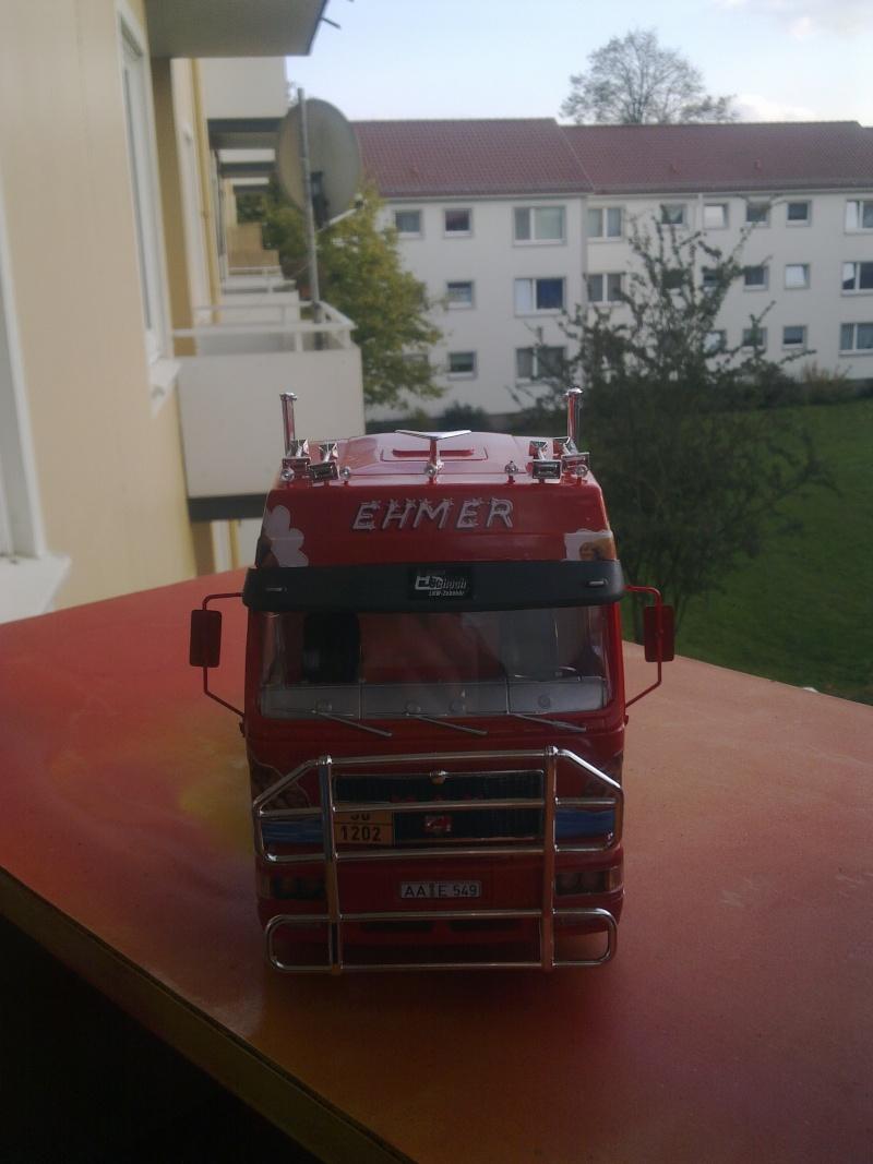 """Revell; MAN F2000 """"German Truck"""" Bild0313"""