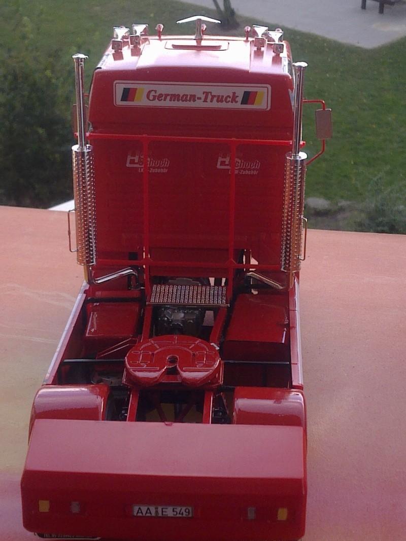"""Revell; MAN F2000 """"German Truck"""" Bild0315"""