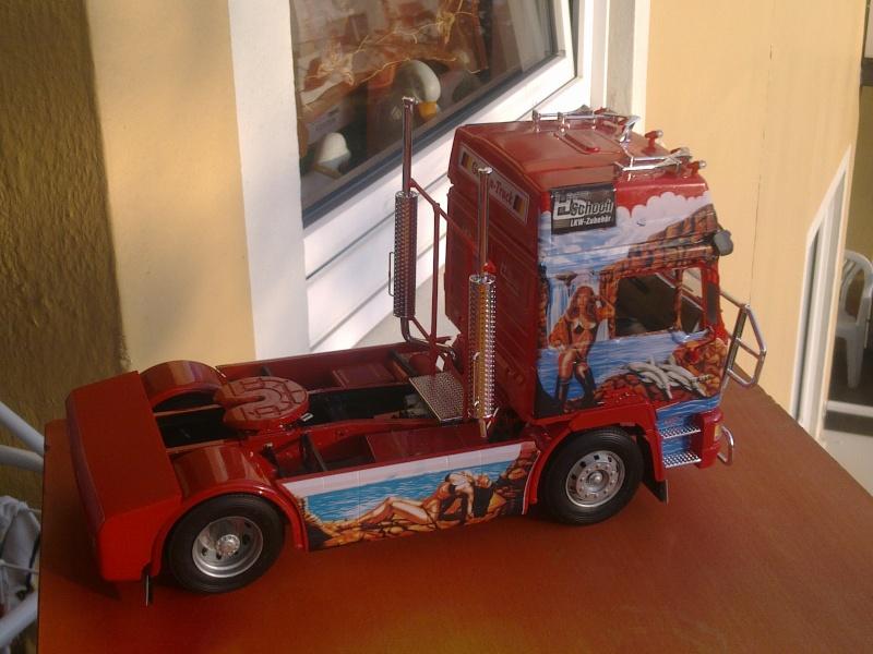 """Revell; MAN F2000 """"German Truck"""" Bild0317"""