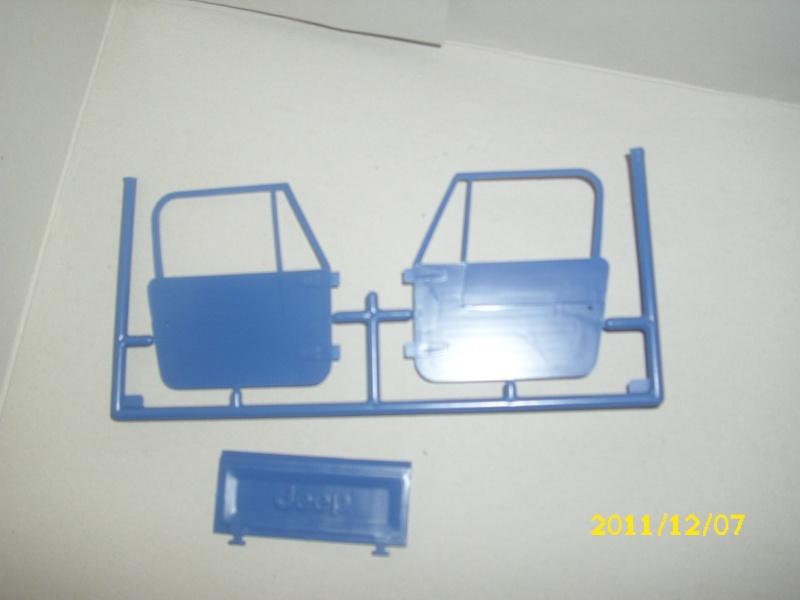 Jeep CJ 7 / Revell /1:16 Dsci0116