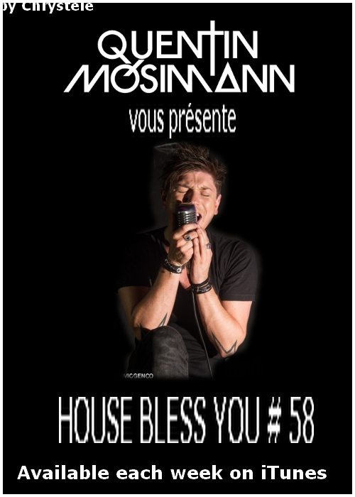"""Podcast """"House Bless You"""" #58 Affich10"""