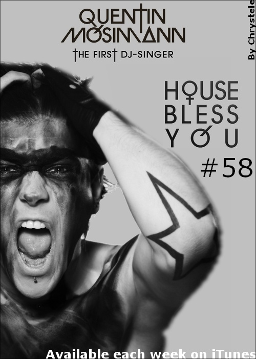 """Podcast """"House Bless You"""" #58 Affich11"""