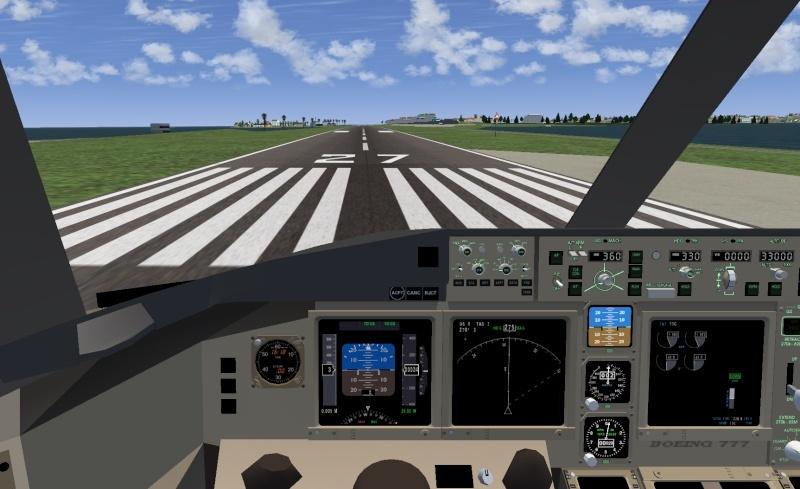 VOL TNCM - KMIA en Boeing 777-200ER 210