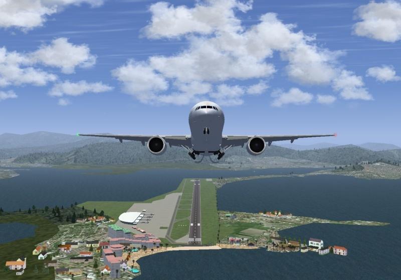 VOL TNCM - KMIA en Boeing 777-200ER 310