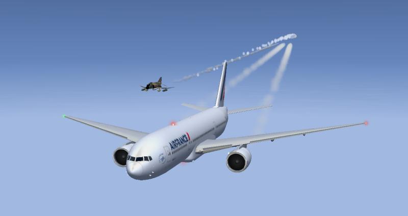 VOL TNCM - KMIA en Boeing 777-200ER 510