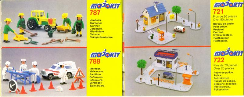 Tout sur la gamme MAJOKIT - Majorette - scan, cata, boite... Image112