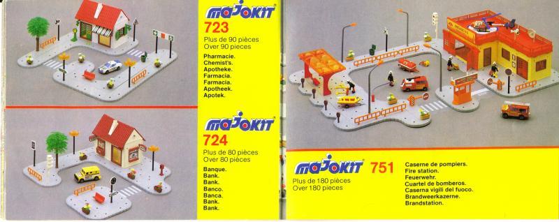 Tout sur la gamme MAJOKIT - Majorette - scan, cata, boite... Image113