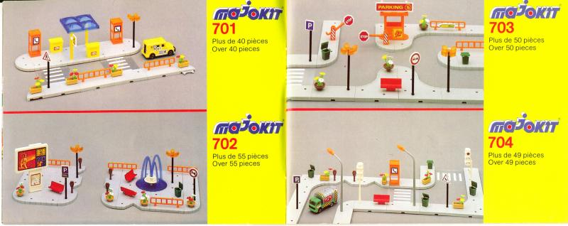 Tout sur la gamme MAJOKIT - Majorette - scan, cata, boite... Image410