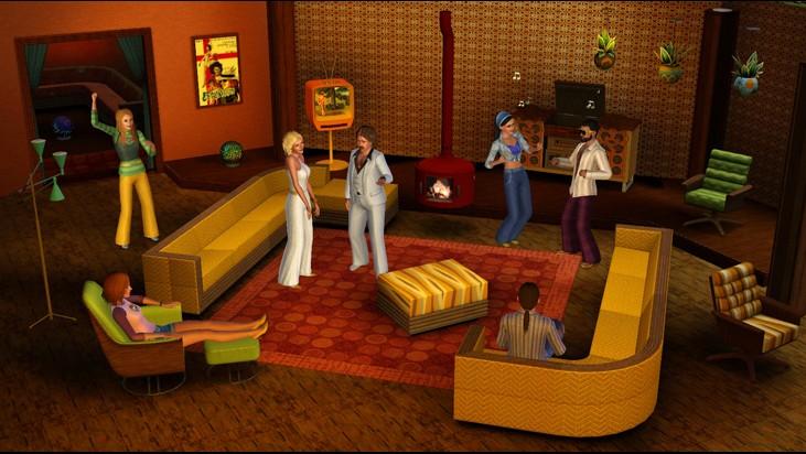 The Sims™ 3 70-е, 80-е, 90-е - каталог скоро выйдет 10004710