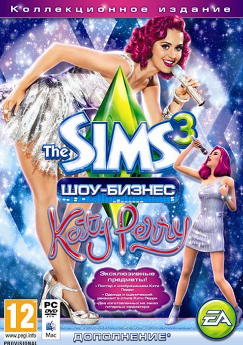 Проживите историю восхождения к славе вместе со своими персонажами в дополнении «The Sims 3 Шоу-Бизнес» 10038910