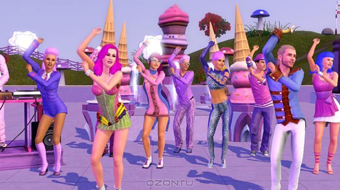 Проживите историю восхождения к славе вместе со своими персонажами в дополнении «The Sims 3 Шоу-Бизнес» 10038912