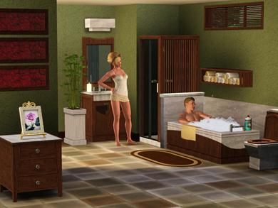 "Новости о каталоге  ""The Sims 3 Изысканная спальня"" Sp5210"